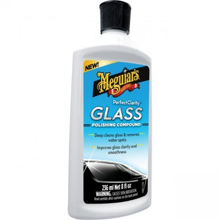 Glass Polish Compound 236 ml